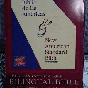 📚$7 Bilingual Spanish-English Bible
